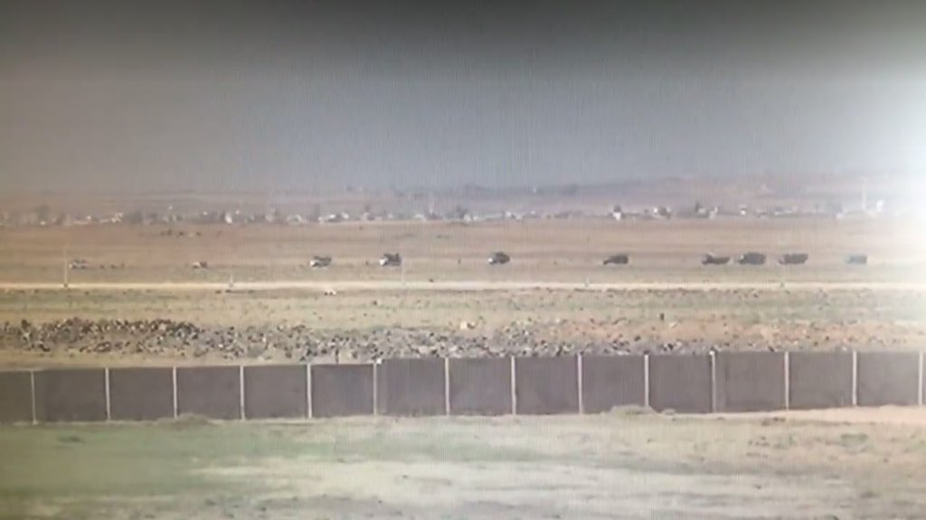 Syrian Military Imposes Full Control Of Nasib Crossing On Jordanian Border