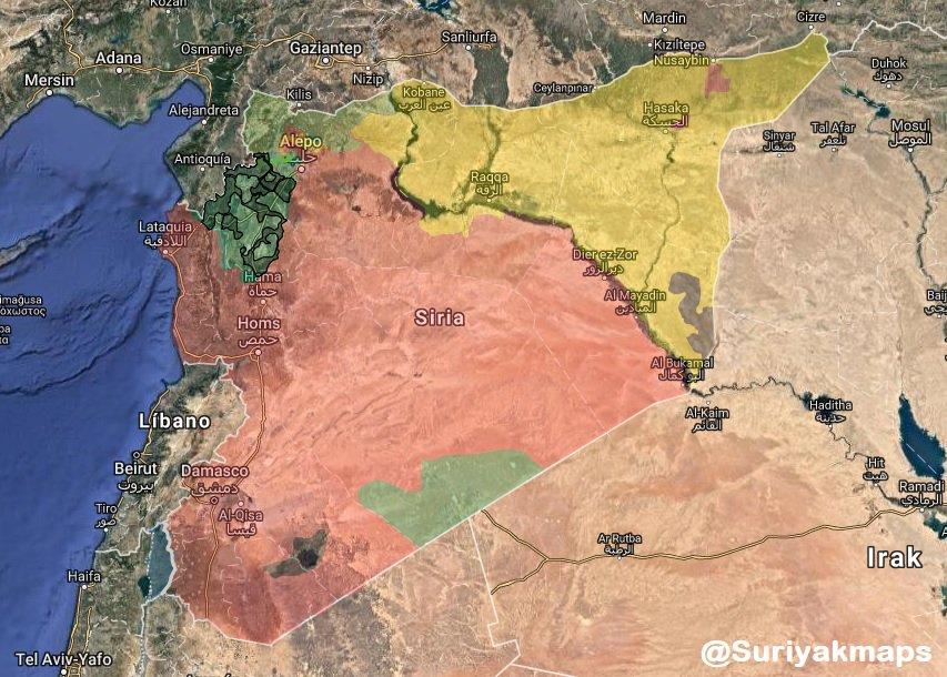 Civilians Leaving Militant-held Part Of Syria's Idlib Province Via Russian Humanitarian Corridor