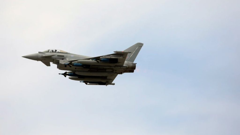 """British Military Claims It Struck Syrian Troops In Act Of """"Self-Defense"""""""