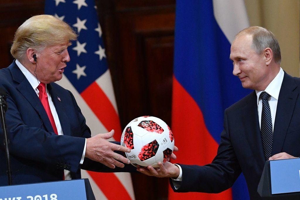 MSM, Washington Hawks Are Mocking Trump For US-Russian Detente