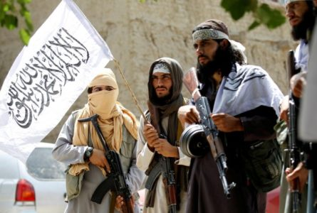 Taliban Breaks Up Trump's Claims About Fast Victory In Afghanistan