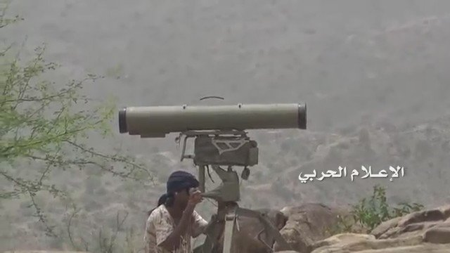 Houthis' Tank Hunters Destroyed 85 Vehicles Of Saudi-led Coalition Last Month