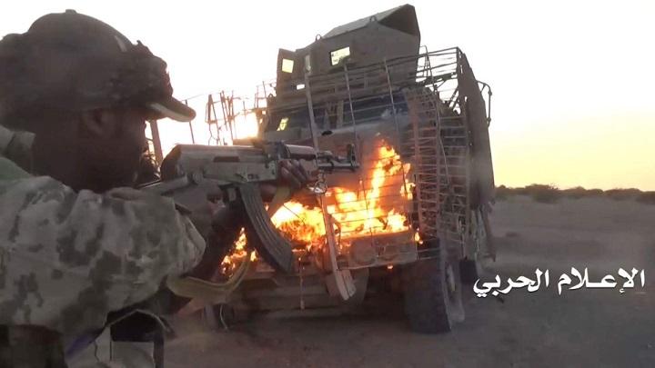 Houthis Conduct Two Attacks On Saudi-led Coalition Positions Along Western Yemeni Coast