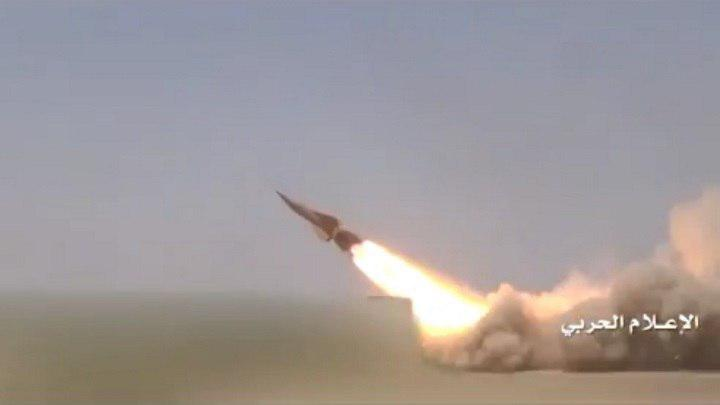 "Houthis Launch New ""Ballistic Missile"" At Military Camp In Southern Saudi Arabia"