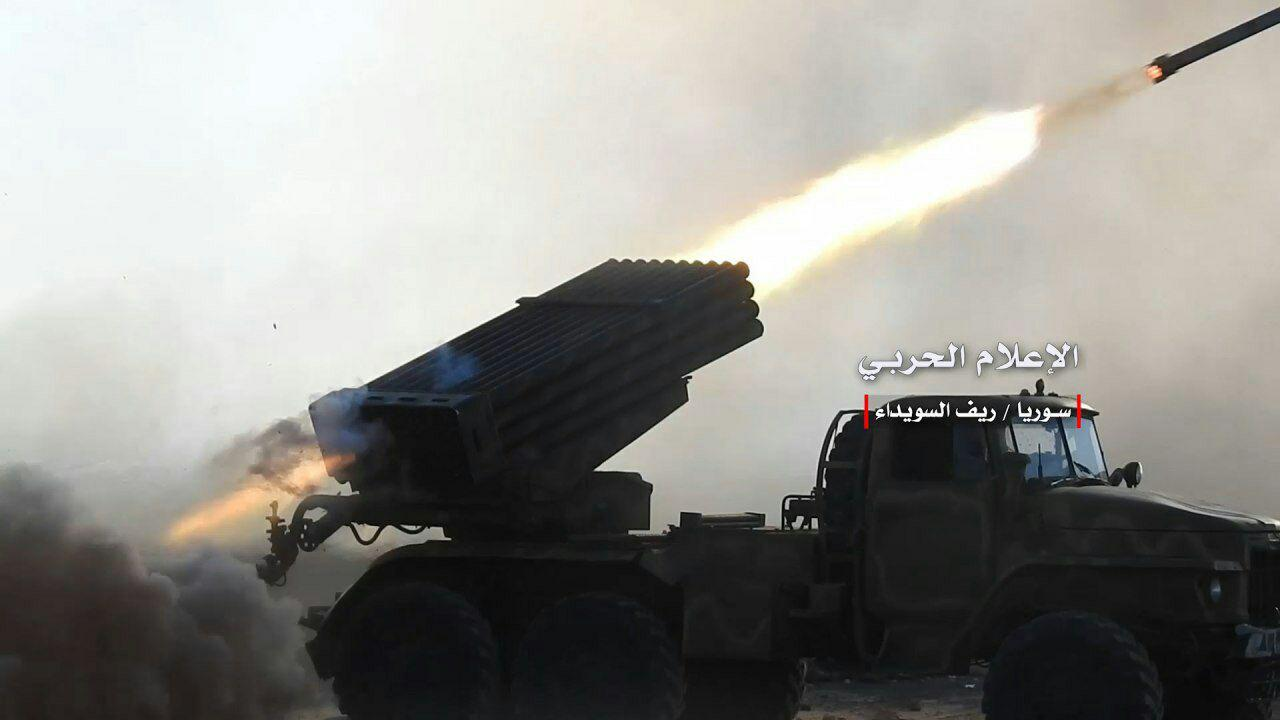 ISIS Conducts Another Hit And Run Attack On Syrian Millitary In Eastern al-Suwayda