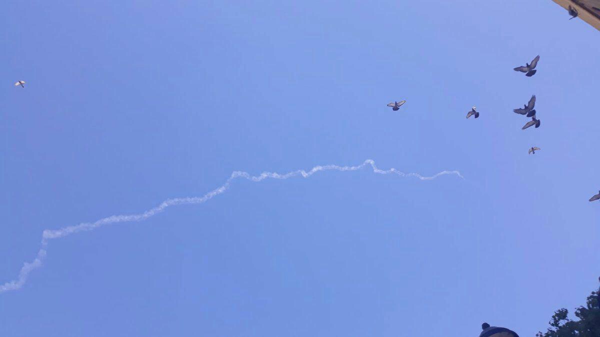 Israeli Air Defense Shots Down Syrian Drone Near Golan Heights