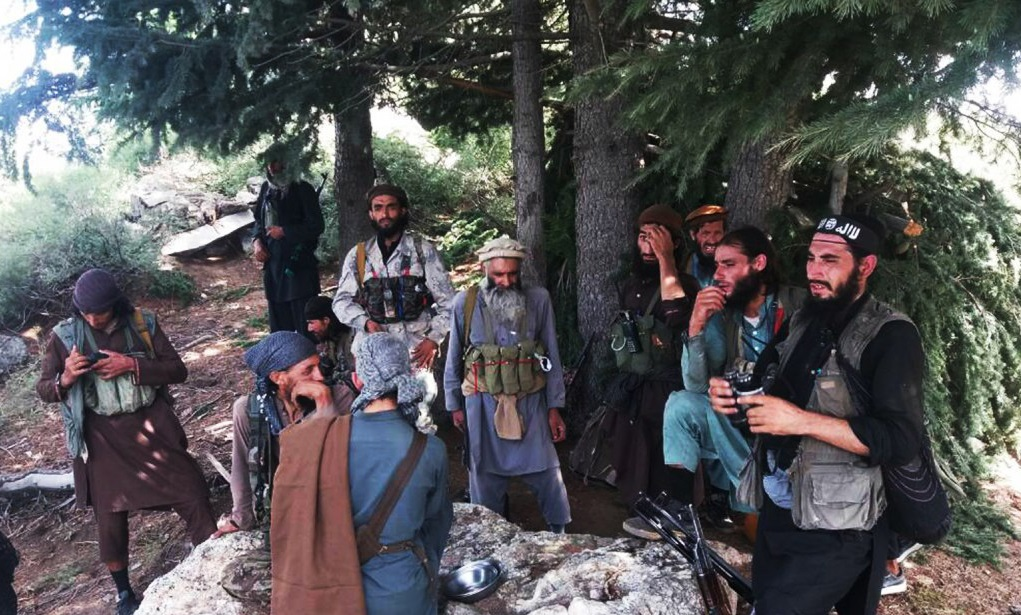 Taliban Accuses U.S. Of Providing Air Support To ISIS In Eastern Afghanistan