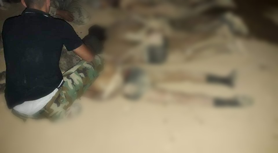 Syrian Special Forces Unit Ambushes Group Of ISIS Fighters Near Al-Safa North Of Al-Suwayda (Photos)