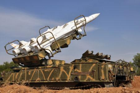 Syrian Air Defense Forces Destroy 'Hostile Target' Near Damascus: Media