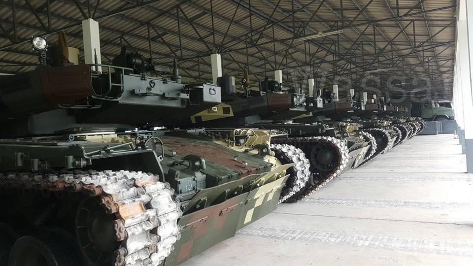 Ukrainian Oplot's Tough Road To Thailand