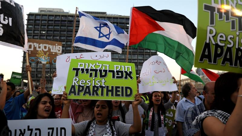 Controversial 'Nation-State Law' Triggers Protests In Israel