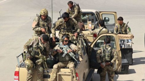 About 100 Afghan Special Forces Personnel Went Missing. 10 Of Them Found Killed