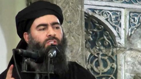 Iraqi TV Speculates That ISIS Leader Al-Baghdadi Is Serverly Wounded By Airstrike In Syria