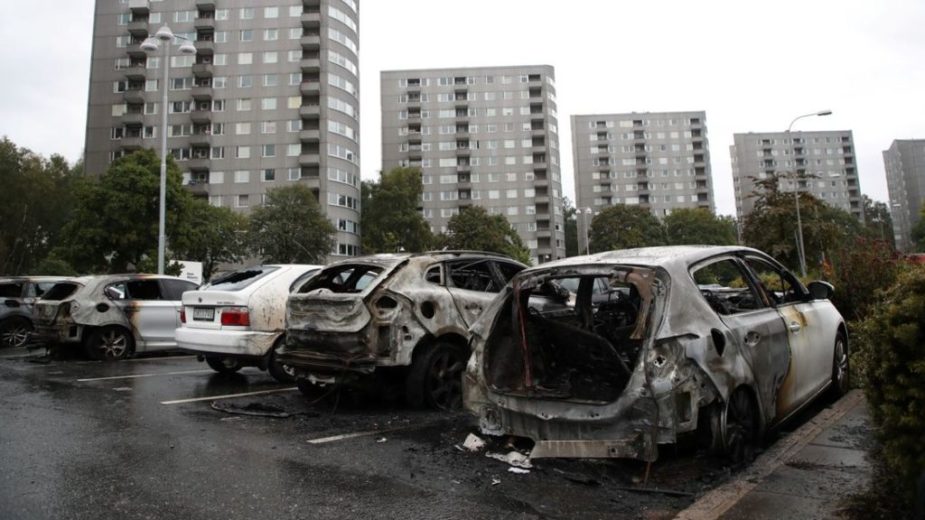 Sweden In Fire: About 80 Cars Burned By Gangs In Several Cities