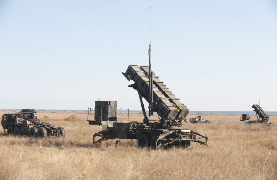 Sweden To Purchase Patriot Air Defense Systems From United States