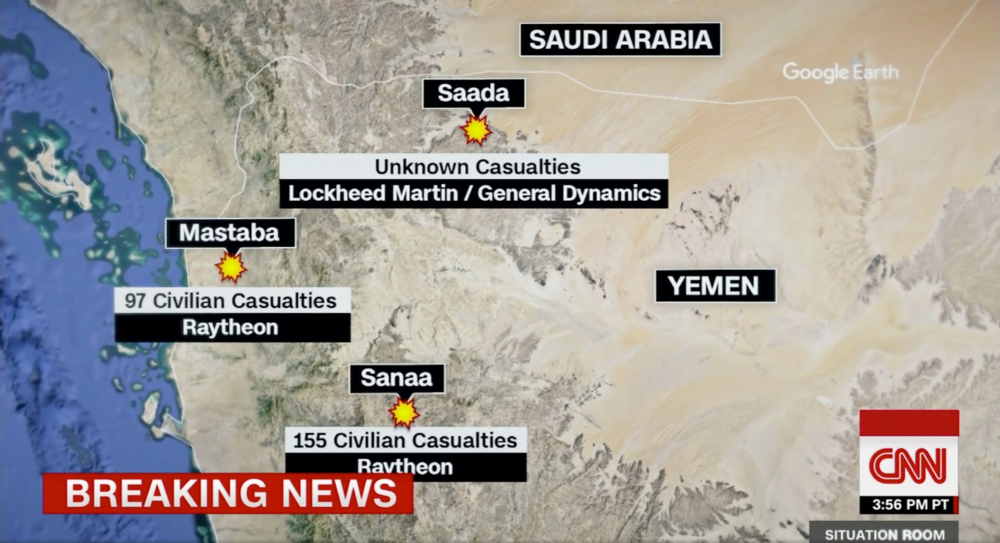 MSM Finally Concedes Defeat On Yemen, Ceases Blackout Of Coverage