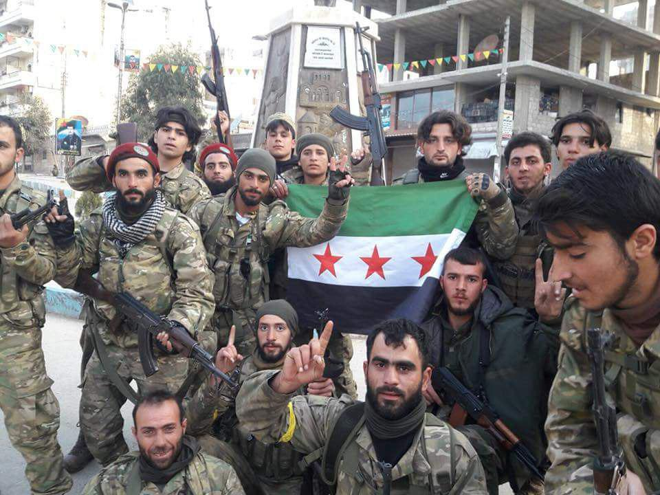 10 Turkish-backed Fighters Reportedly Killed In YPG Bombing Attacks In Afrin