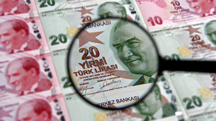 Turkey Is Dumping US Sovereign Bonds