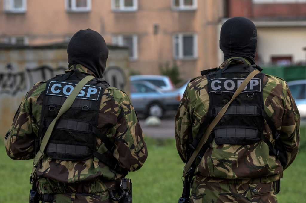 Russian Security Forces Prevented 19 Terrorist Attacks During Last Six Months