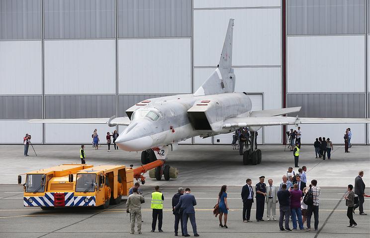 Russia Showcases Its Modernized Tu-22M3M Strategic Bomber