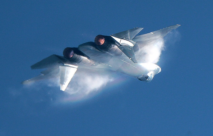 Russian Military To Sign Contract For Su-57 Warplanes By End Of Summer