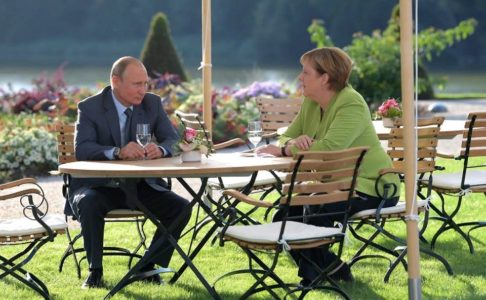 Merkel-Putin Talks: Nord Stream 2, Conflcits In Syria And Ukraine, Iran Nuclear Deal