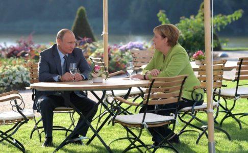 Merkel-Putin Talks: Nord Stream 2, Conflcits In Syria And Ukraine, Iran Nuclear Deal