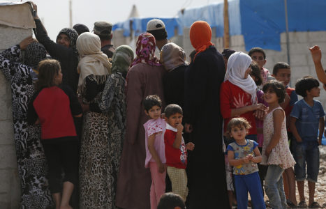 Lavrov: US Is Trying To Slow Down Return Of Refugees To Syria