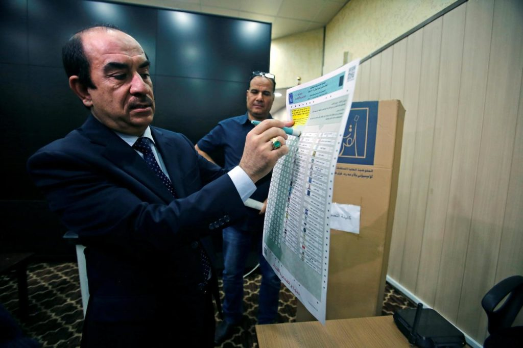 Iraqi Political Parties Form Core Alliance To Establish New Government