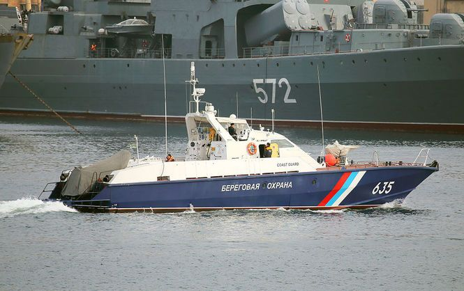 Russian Forces Closed Kerch Strait For Ukrainian Ships - Reports