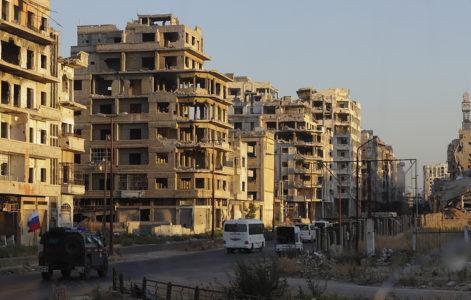 Russian Foreign Ministry Slams Hidden Internal UN Directive On Syria