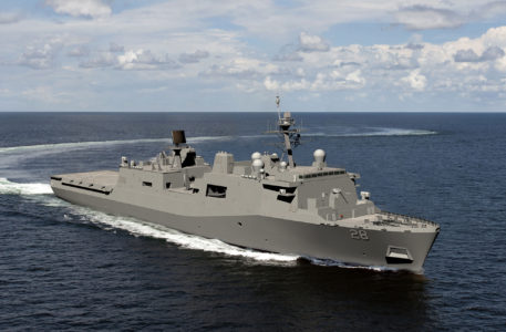 US Navy To Get 13 New Amphibious Ships, 32 Littoral Combat Ships And 20 Frigates