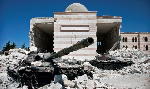 What Makes the West Reject Russia's Syria Reconstruction Initiative?