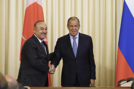 Lavrov's Remarks And Answers To Questions At Joint News Conference Following Talks With Turkish Foreign Minister