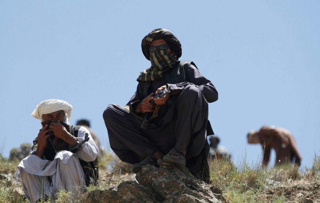 'Unidentified' Fighter Jets Strike Taliban After Its Members Clash With Tajik Border Guards