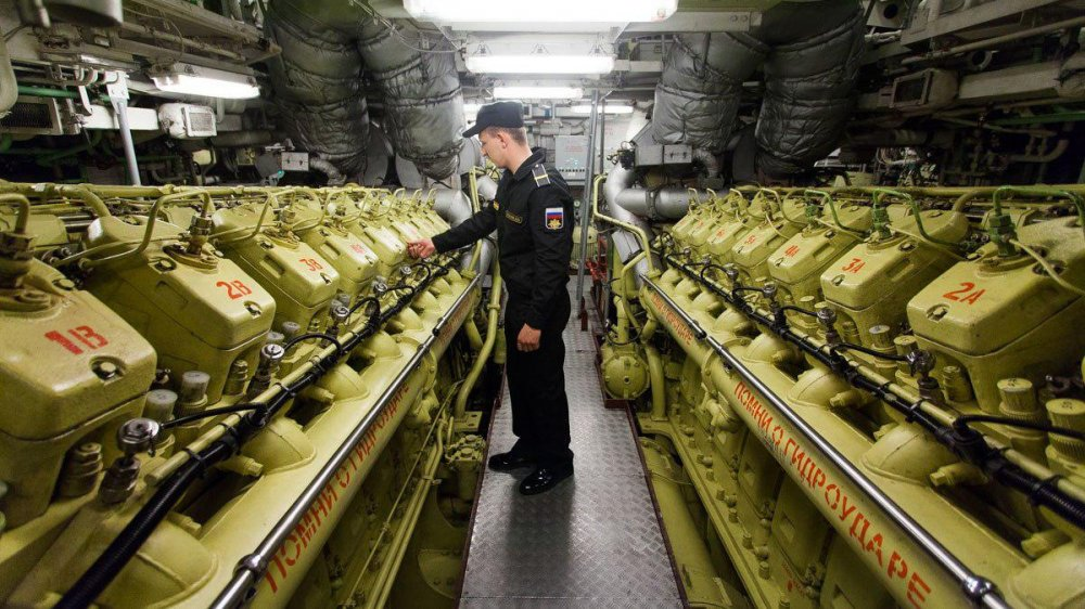 Underreported Problems Of Russian Navy