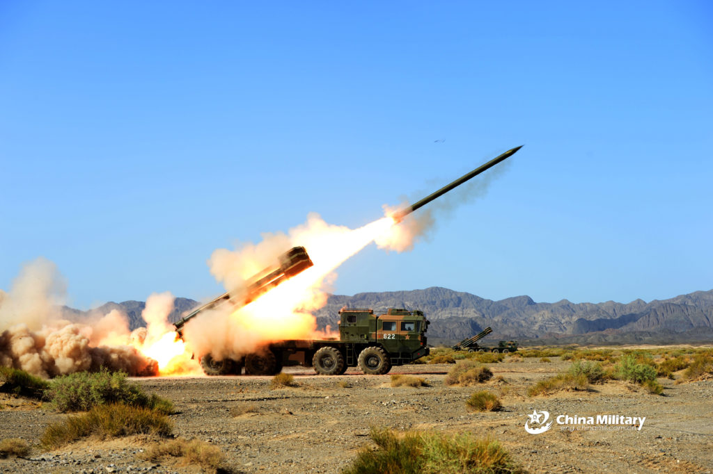 China Is Developing 'Electromagnetic Rocket' With Greater Fire Range