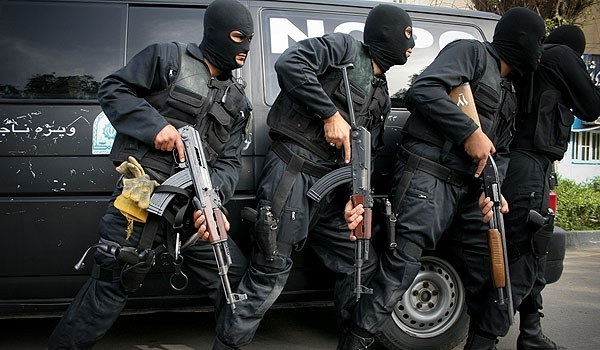 Security Forces Eliminated Several 'Terrorist' Cells In Western Iran