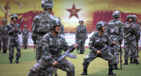 China Is Building Its First Military Base In Afghanistan - Reports
