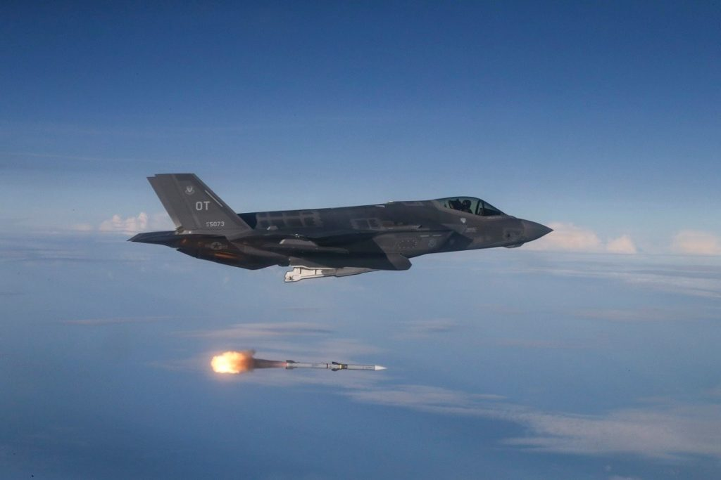 Investigation Shows Pentagon Is Covering Seriuos Problems With F-35