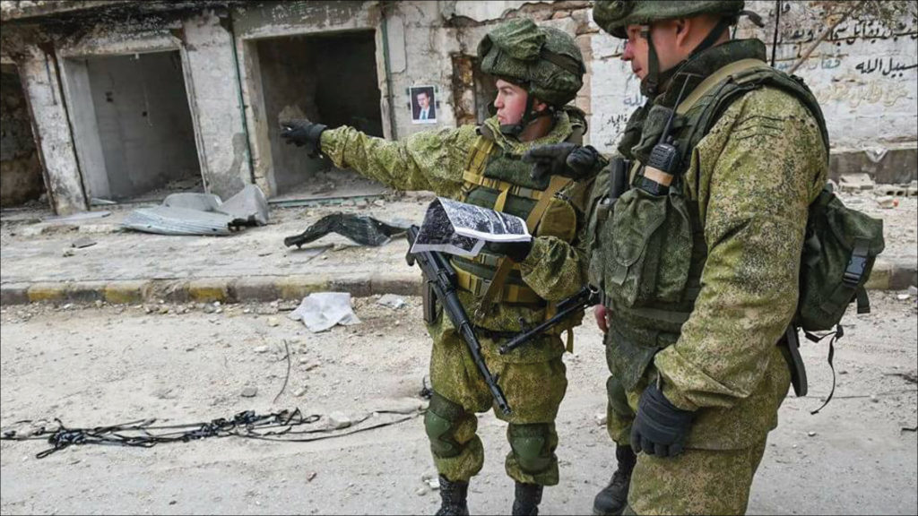 The European Union Boycotts Russia's Syria Initiatives