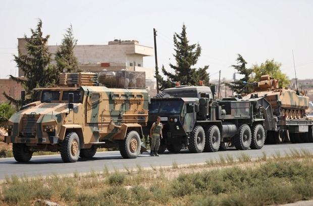Kurdish Forces Kill Turkish Soldier, Injure Another Near Tell Abyad
