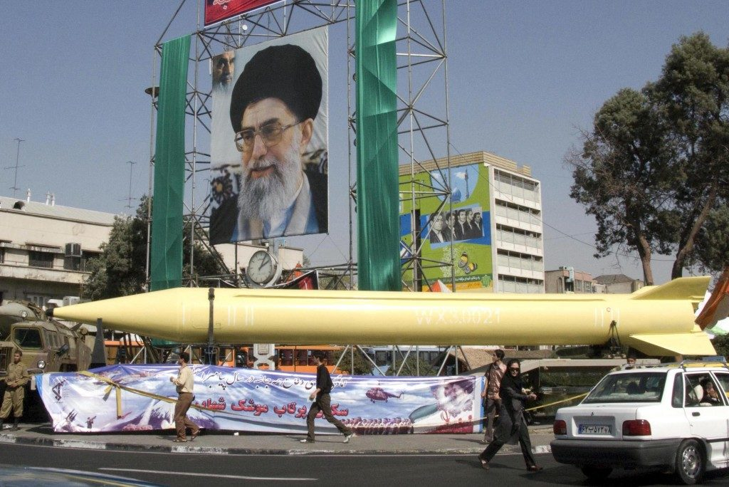 Iran Deploys Missiles In Iraq Sending Warning To Enemies
