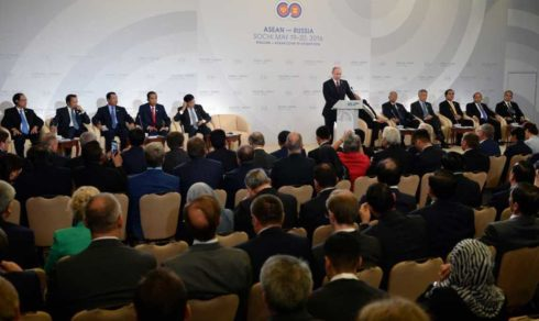 Russia's Pivot to Asia-Pacific: President Putin to Attend East Asia Summit in November