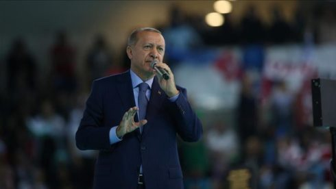 Turkey To Impose Sanctions On US Justice And Interior Secretaries: Erdogan