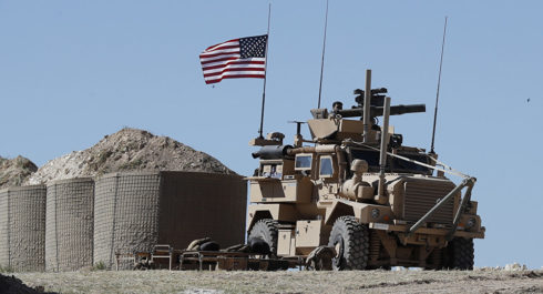 U.S. Military Accuses Russia Of Jamming Its Troops In Northern Syria