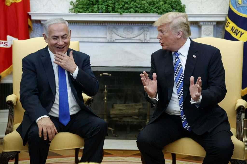 U.S.-Israeli Honeymoon Nearing Its End: Trump's Last Gift To Netanyahu