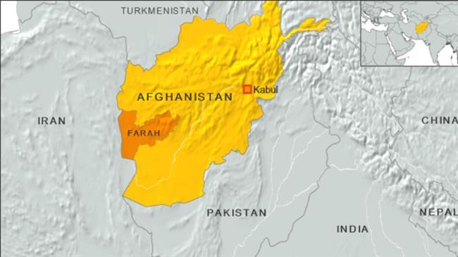 U.S. Deploys Special Forces Troops In Western Afghanistan