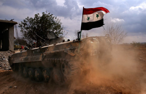 Syrian Army, Air Force Engage ISIS Targets In Eastern Al-Suwayda Desert