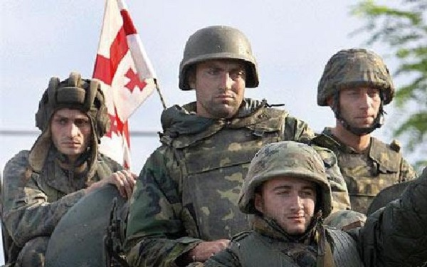 10th Anniversary Of Georgia's August 2008 Attack On South Ossetia